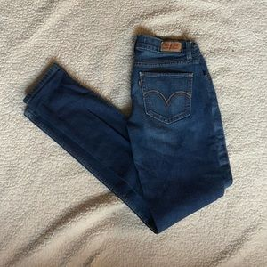 Levi Jeans 524 Skinny